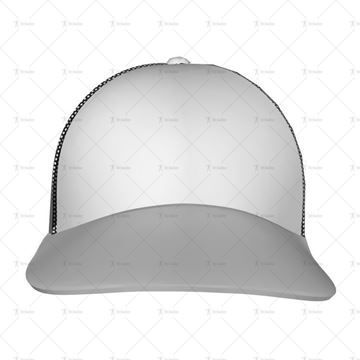 Trucker Cap Front View