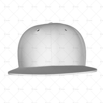 Snapback Front View