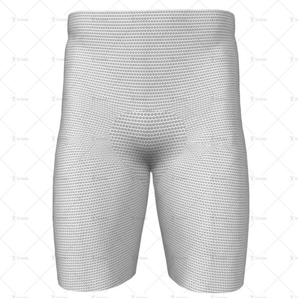 Mens Cycling Shorts Front View