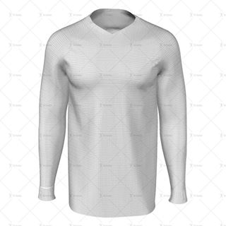 Picture for category Mens LS Raglan Football Shirt