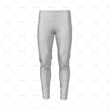 Cricket Pants Front View