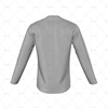 V-Neck Collar for Cricket Long Sleeve Slipover Back View