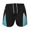Mens AFL Shorts Front View Design