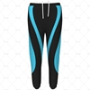 Skinny Track Pants Front View Design