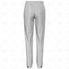 Mens 3 Quarter Length Zip Track Pants Back View