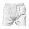 Mens Hockey Shorts Front View