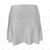 Womens Hockey Skort No Side Panels Back View