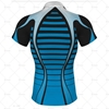 Rugby Shirt Pro-Fit Classic Collar Back View Design