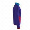 Mens Lightweight Jacket Side Design