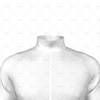 Mens Lightweight Jacket Close up