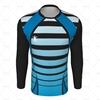 Inline Jersey Round Collar Front View Design
