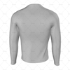 Base Layer Round Collar Back View