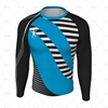 Base Layer Round Collar Front View Design