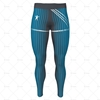 Mens Compression Leggings Front View Design