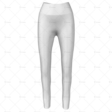 Hamilton Leggings Front View