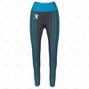 Hamilton Leggings Front  View Design