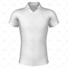 Rugby Shirt Pro-Fit Classic Collar Front View