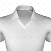 Classic Collar for Pro-fit Rugby Close up View
