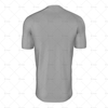 United Collar For Mens SS Raglan Football Shirt Back View