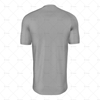 Pinched Collar For Mens SS Raglan Football Shirt Back View