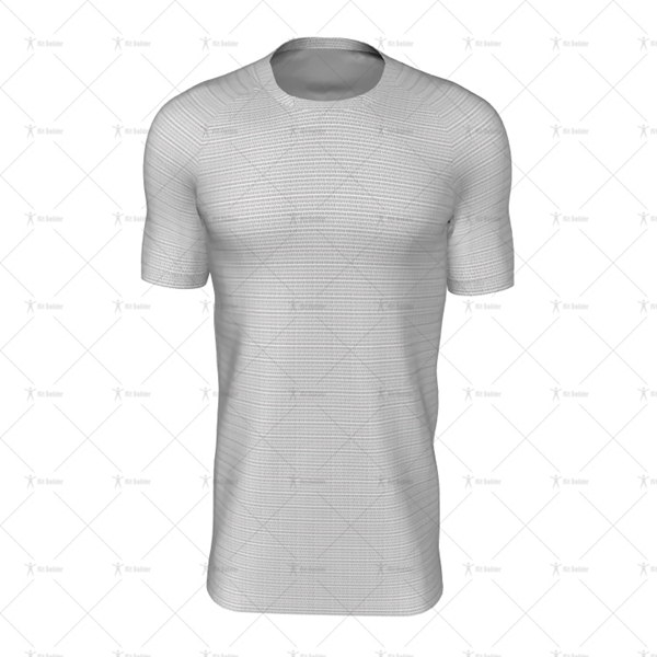 Kiwi Collar For Mens SS Raglan Football Shirt Front View