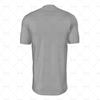Kiwi Collar For Mens SS Raglan Football Shirt Back View