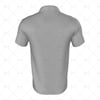 Classic Collar for Mens SS Inline Football Shirt Back View