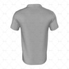 Traditional Collar for Mens SS Inline Football Shirt Back  View