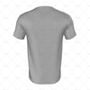 Insert Collar for Mens SS Inline Football Shirt Back View