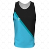 2D Kit Builder Athletics Singlet Small Neck with Round Collar Front View Design