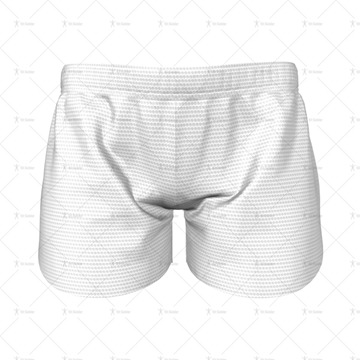 Men's Athletics Shorts Front View