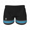 Men's Athletics Shorts Front View Design