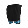 Men's Athletics Shorts Side View Design