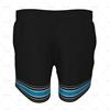 Men's Running Shorts Back View Design