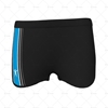 Women's Running Shorts Style 2 Front View Design