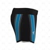 Women's Running Shorts Style 2 Side View Design