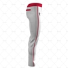 Baseball Pants Side View Design