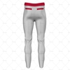 Baseball Pants Back View Design