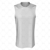 Basketball Singlet Long Elite Collar Front View