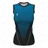 Womens AFL Jersey Round Front View Design