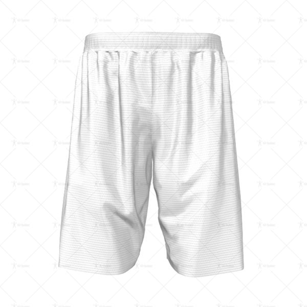 Basketball Shorts Front View
