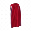Basketball Shorts Side View Design
