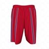 Basketball Shorts Back View Design