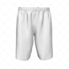 Basketball Shorts Panelled Front View