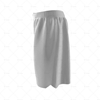 Basketball Shorts Panelled Side View