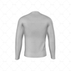 Compression Top Mens Long Sleeve Back