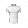 Compression Top Mens Short Sleeve Front