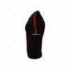 Compression Top Mens Short Sleeve Side Design