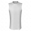 Basketball Singlet Long Pro Collar Front View