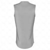 Basketball Singlet Long Pro Collar Back View
